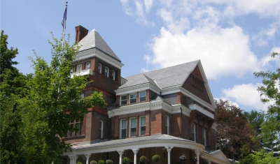 NY Governor's Mansion