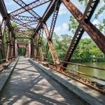 bridge in Catskills NY