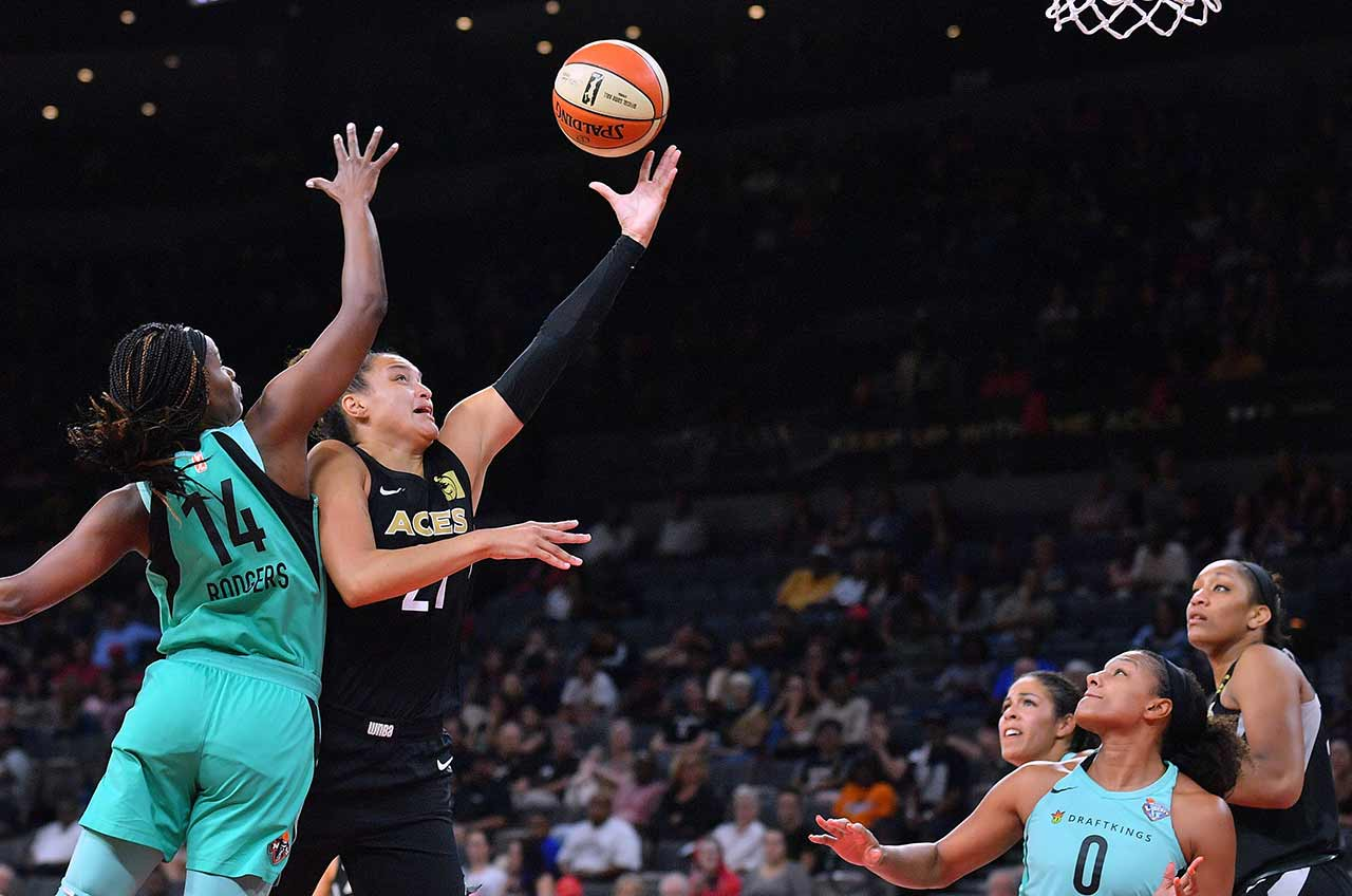 Betting guide for New York LIberty