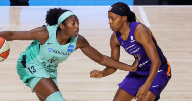 There is New York Liberty playoffs action for the first time since 2017. Here's all you need to know as they face the Phoenix Mercury.